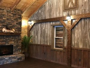 We Have All The Barnwood Siding, Battens And Trim Youu0027ll Need To Give Any  Structure An Attractive Rustic Makeover!